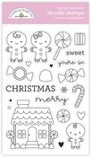 Visions Of Sugarplums Doodle Stamp - Doodlebug