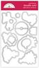 Night Before Christmas Doodle Cuts - Doodlebug