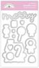 Visions Of Sugarplums Doodle Cuts - Doodlebug