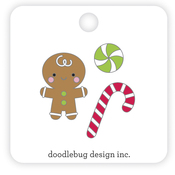 Sugarplums Collectible Pins - Doodlebug