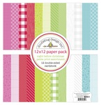 Night Before Christmas Petite Print Collection Pack - Doodlebug