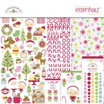 Night Before Christmas Essentials Kit - Doodlebug