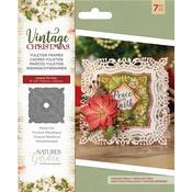 Yuletide Frames Nature's Garden Vintage Christmas Die - PRE ORDER