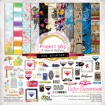 Project 365 Quarter 2 Paper Pack - Paper Phenomenon - PRE ORDER