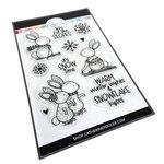 Bunny Slopes Stamp Set - Catherine Pooler