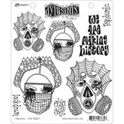 Pandemic Dyan Reaveley's Dylusions Cling Stamp