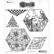 Quilt As You Go Dyan Reaveley's Dylusions Cling Stamp