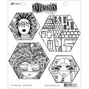 A Head Start Dyan Reaveley's Dylusions Cling Stamp