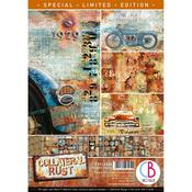 Collateral Rust A4 Paper Pack - Ciao Bella
