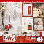 Snow & The City 12 x 12 Paper Pack - Ciao Bella
