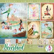 Neverland 12x12 Paper Pack - Ciao Bella