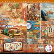 Collateral Rust 12x12 Paper Pack - Ciao Bella