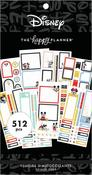 Mickey & Friends Colorful Boxes Happy Planner Disney Sticker Pad