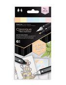 Elegant Hues - Spectrum Noir Classique Alcohol Markers - Crafters Companion