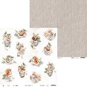 #01 Paper - Forest Tea Party - P13 - PRE ORDER