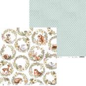#02 Paper - Forest Tea Party - P13 - PRE ORDER