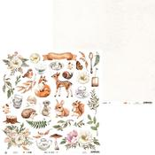 #07 Paper - Forest Tea Party - P13 - PRE ORDER