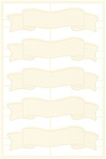 #07 Die-Cut Chipboard Embellishments - Forest Tea Party - P13