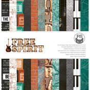 Free Spirit 12x12 Paper Pad - Free Spirit - P13 - PRE ORDER