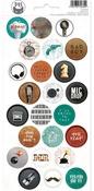 #03 Cardstock Stickers - Free Spirit - P13 - PRE ORDER