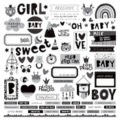 Little One Element Sticker - Photoplay - PRE ORDER