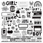 Little One Element Sticker - Photoplay