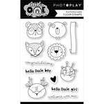 Little One 4x6 Stamp Animals - Photoplay