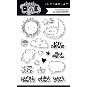 Little One 4x6 Stamp Icons - Photoplay