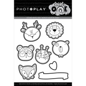 Little One 4x6 Dies Animals - Photoplay - PRE ORDER