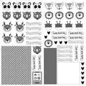 Animals Cut Apart Paper - Photoplay