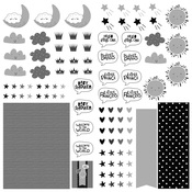 Icons Cut Apart Paper - Photoplay - PRE ORDER
