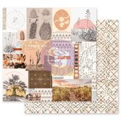 My Peaceful Place Paper - Golden Desert Collection - Prima