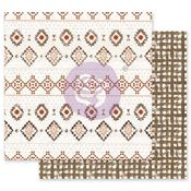 Rugs on Rugs Paper - Golden Desert Collection - Prima