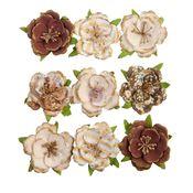 Cholla Flowers - Golden Desert Collection - Prima