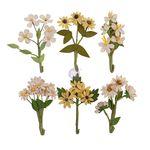 Desert Hill Flowers - Golden Desert Collection - Prima