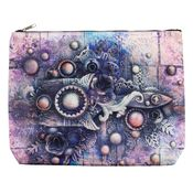 Art Celebration in Purple Big Art Pouch - Art Basics - Finnabair - Prima
