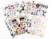 Sticker Bundle 6x12 - Simple Stories