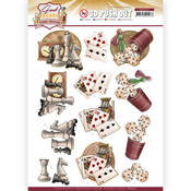 Games Punchout Sheet - Good Old Days - Find It Trading - PRE ORDER