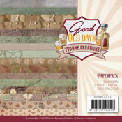 Good Old Days 6x6 Paper Pack - Good Old Days - Find It Trading - PRE ORDER