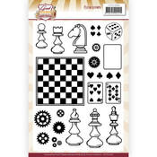 Good Old Days Clear Stamps - Good Old Days - Find It Trading - PRE ORDER