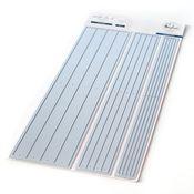 Slim Stripes Essentials Dies - Pinkfresh - PRE ORDER