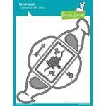 Gift Card Heart Envelope Lawn Cuts - Lawn Fawn