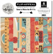 Home Is Where The Wifi Is 12x12 Paper Pack - Wild Whisper Designs - PRE ORDER