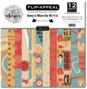 Home Is Where The Wifi Is DOUBLE 12x12 Paper Pack - Wild Whisper Designs - PRE ORDER