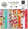 Carefree 12x12 Paper Pack - Wild Whisper Designs