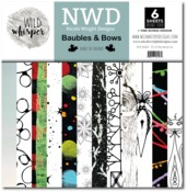 Baubles & Bows 12x12 Paper Pack - Wild Whisper Designs - PRE ORDER