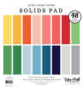 Summer Solids 12x12 Paper Pad - Echo Park