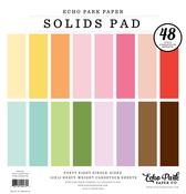 Spring Solids 12x12 Paper Pad - Echo Park