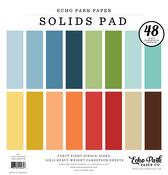 Boy Solids 12x12 Paper Pad - Echo Park