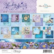 Lucky Star 8x8 Paper Pack - Blue Fern Studios - PRE ORDER
